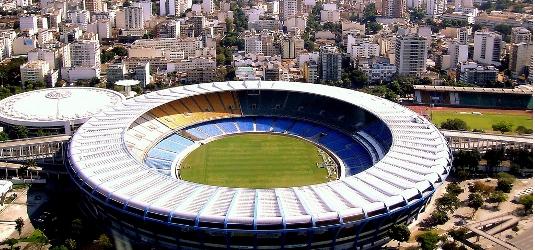 ブラジルワールドカップでのソーラーパネル